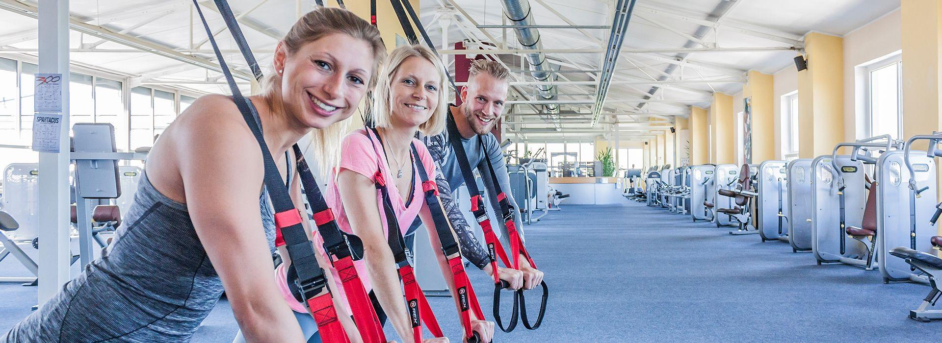 Fitness Solingen in einem erstklassigen Fitnessstudio