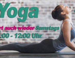Yoga Solingen Samstag